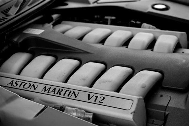 aston 12 cylinder